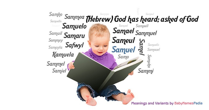 Meaning of the name Samuel