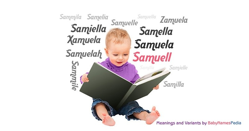 Meaning of the name Samuell