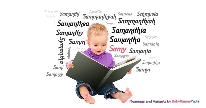 Meaning of the name Samy
