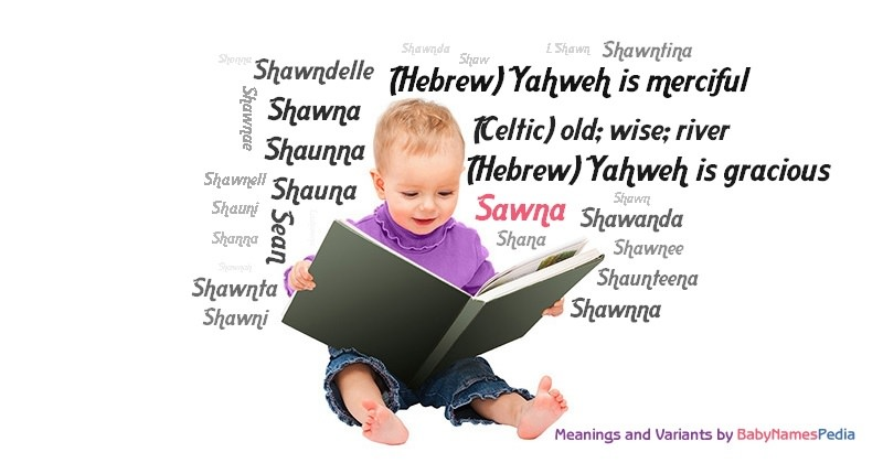 Meaning of the name Sawna