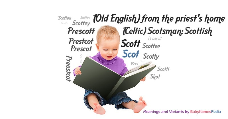 Meaning of the name Scot