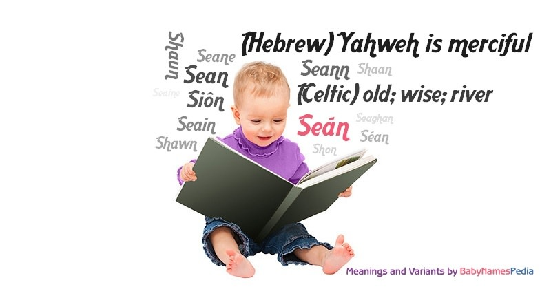 Meaning of the name Seán