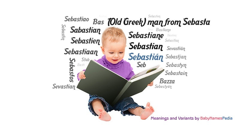 Meaning of the name Sebastián