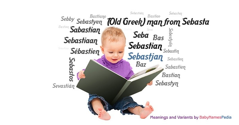 Meaning of the name Sebastjan