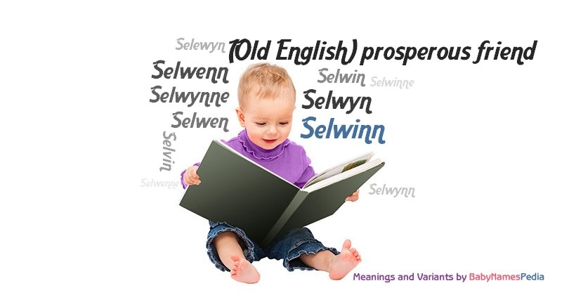 Meaning of the name Selwinn