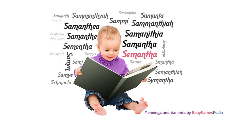 Meaning of the name Semantha