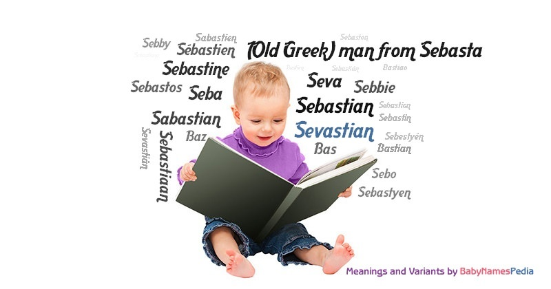 Meaning of the name Sevastian