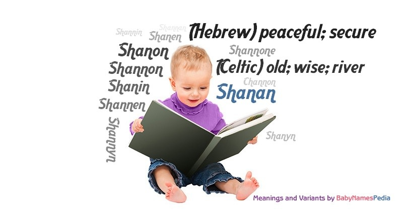 Meaning of the name Shanan