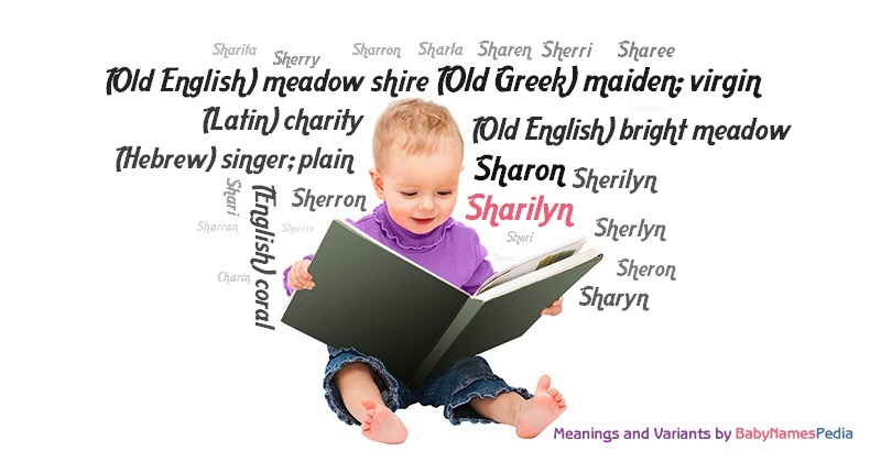 Meaning of the name Sharilyn