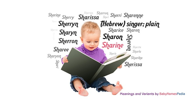 Meaning of the name Sharine