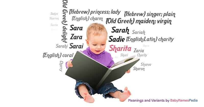Meaning of the name Sharita