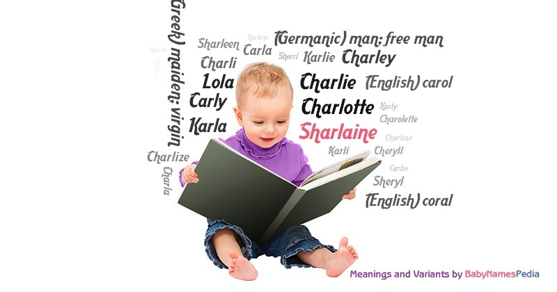 Meaning of the name Sharlaine