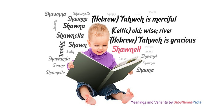Meaning of the name Shawnell
