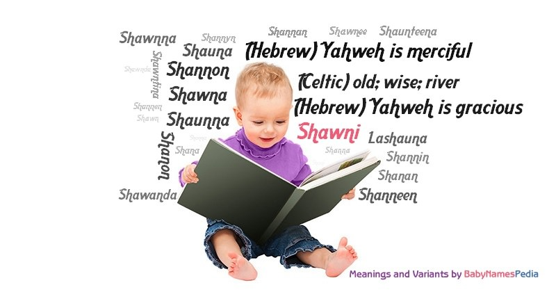 Meaning of the name Shawni