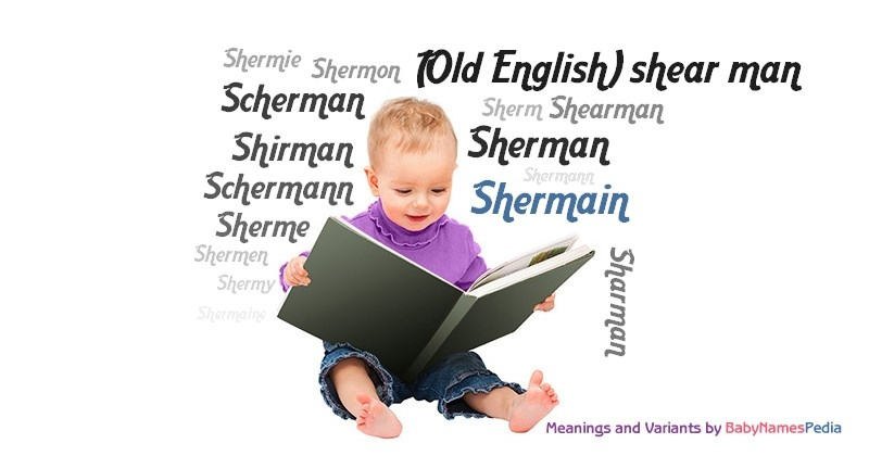 Meaning of the name Shermain