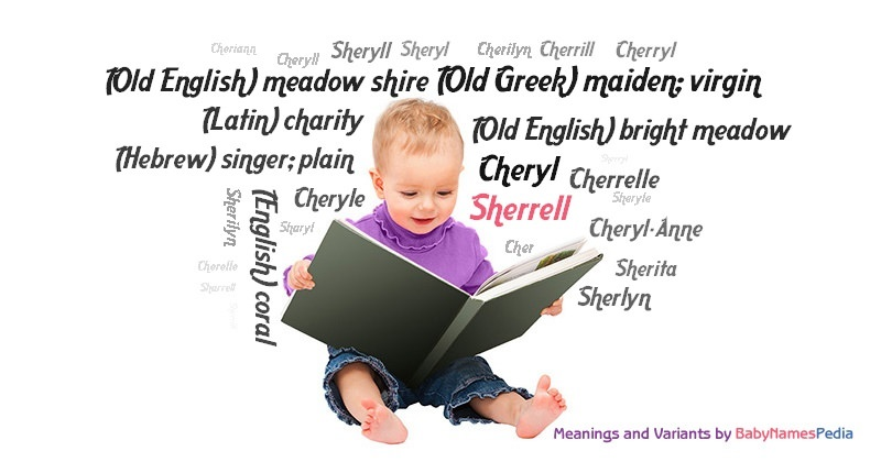 Meaning of the name Sherrell