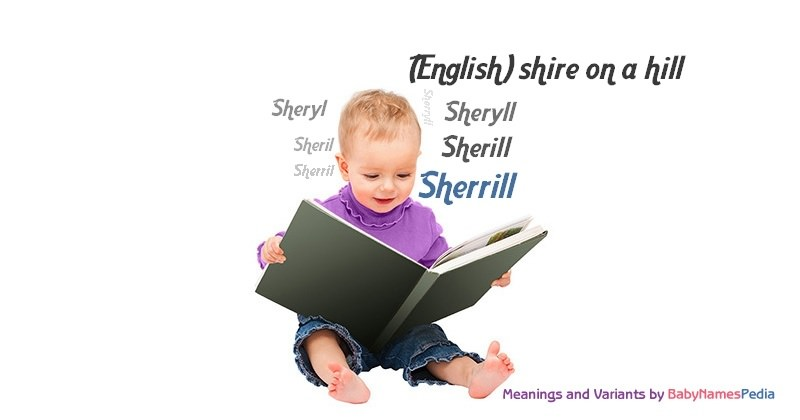 Meaning of the name Sherrill
