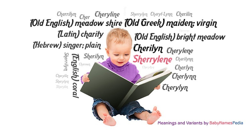 Meaning of the name Sherrylene