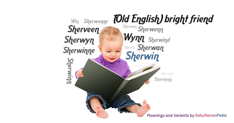 Meaning of the name Sherwin