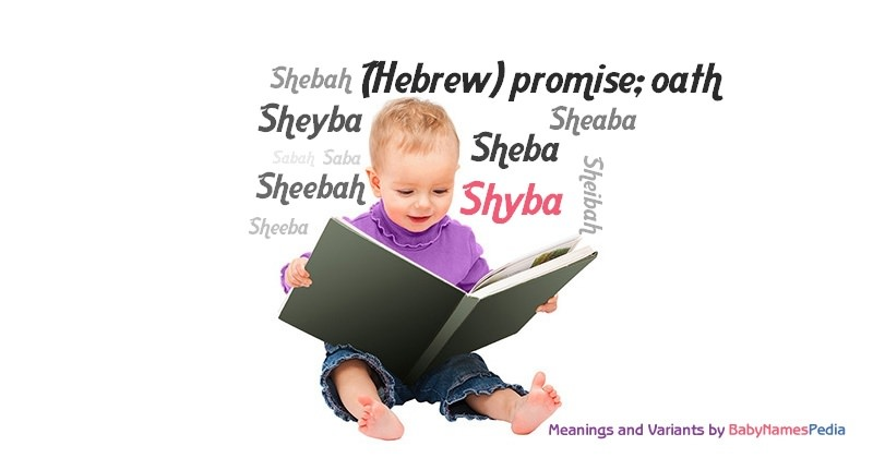 Meaning of the name Shyba