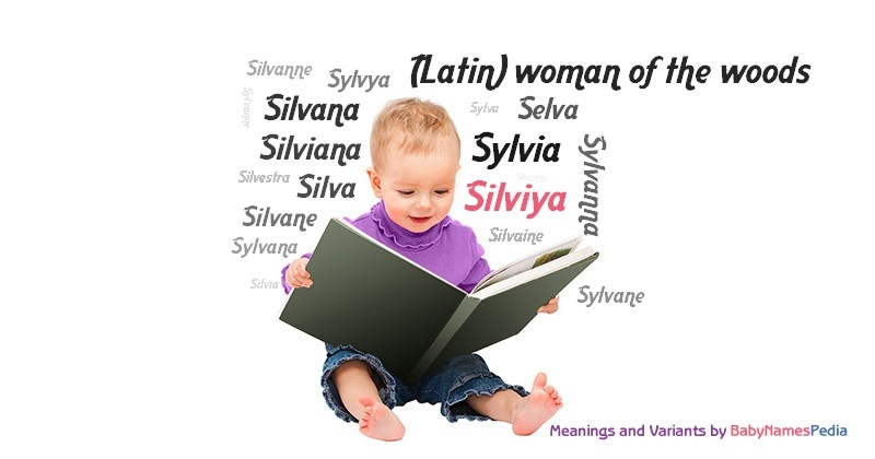 Meaning of the name Silviya