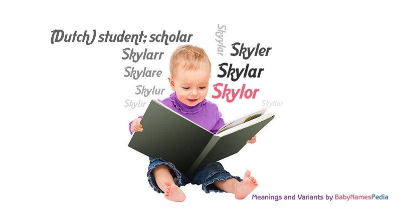 Meaning of the name Skylor