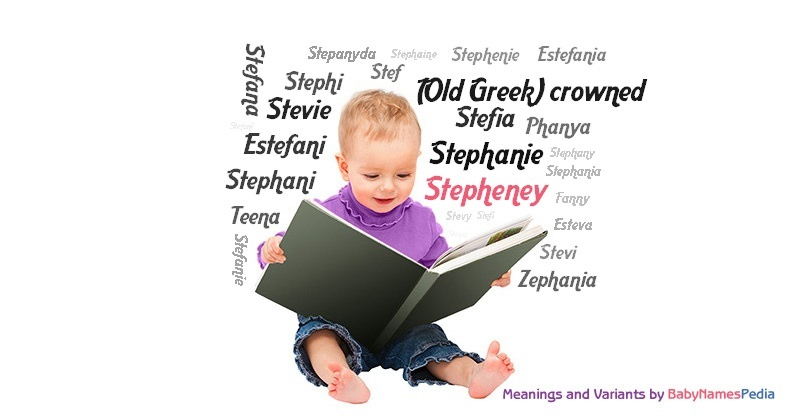 Meaning of the name Stepheney