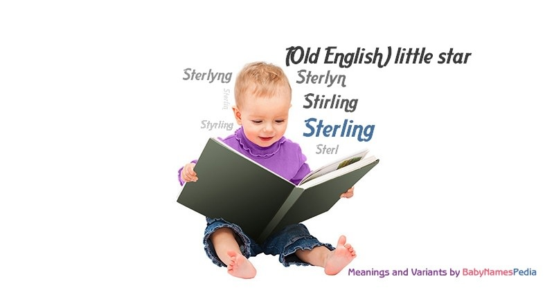 Sterling meaning of sterling what does sterling mean for Meaning of terrace in english