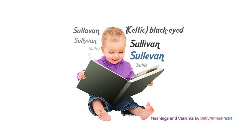 Meaning of the name Sullevan