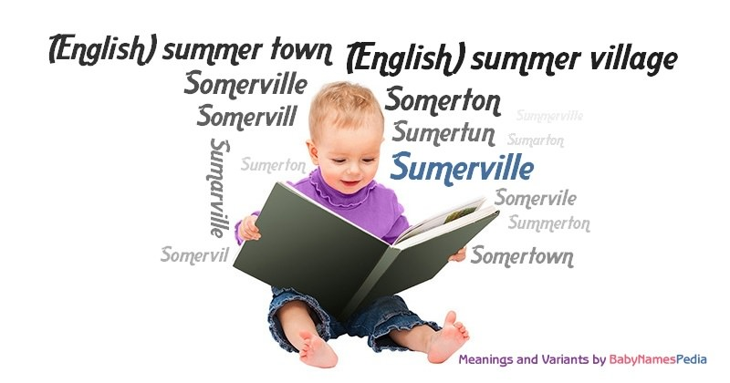 Sumerville meaning of sumerville what does sumerville mean for Piscine meaning in english