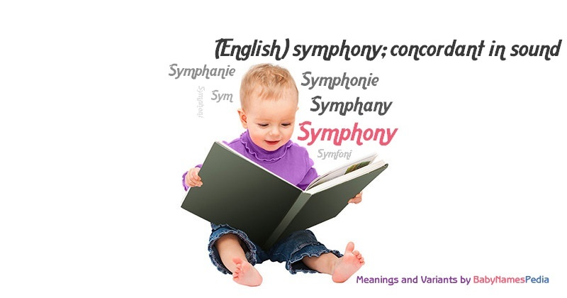 Meaning of the name Symphony