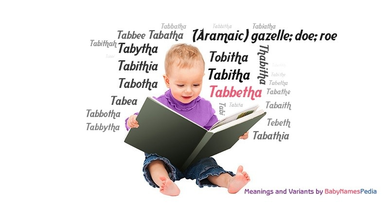Meaning of the name Tabbetha