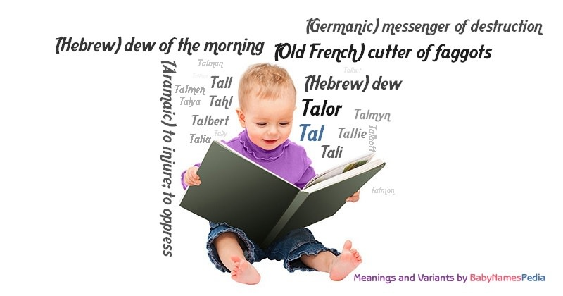 Meaning of the name Tal