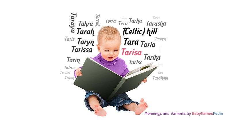 Meaning of the name Tarisa