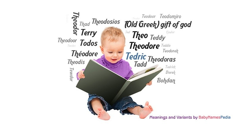 Meaning of the name Tedric