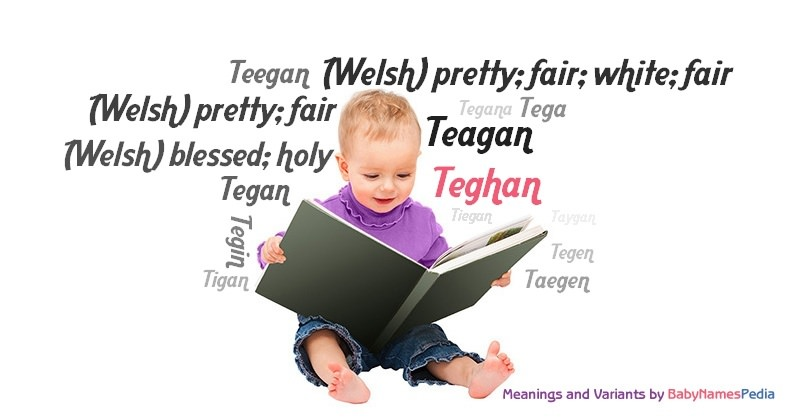 Meaning of the name Teghan