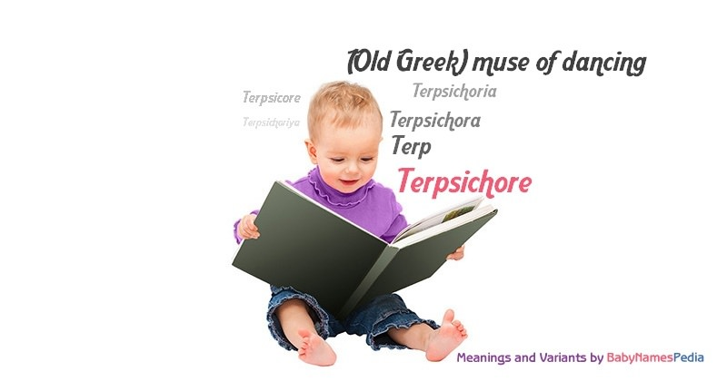 Meaning of the name Terpsichore