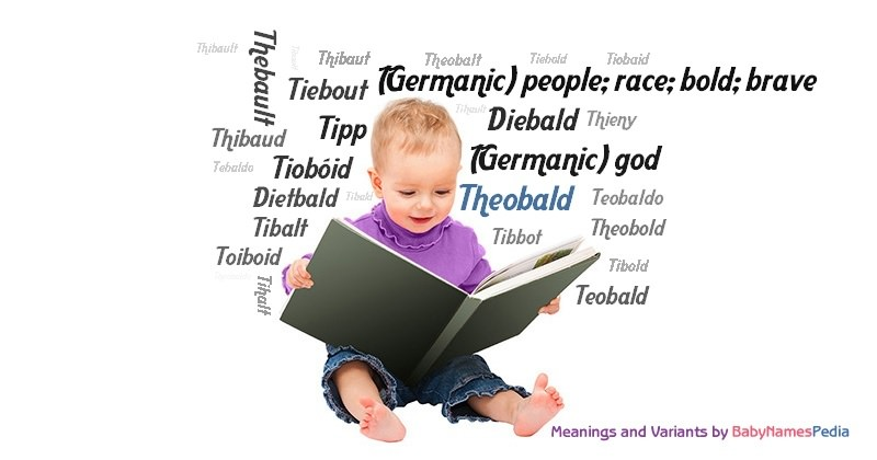 Meaning of the name Theobald