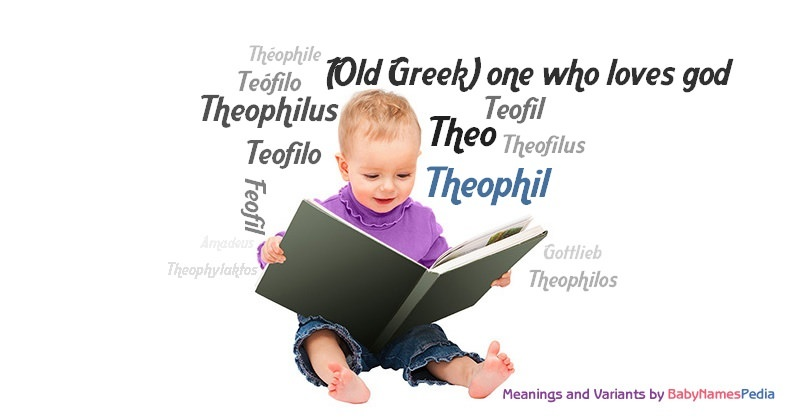 Meaning of the name Theophil