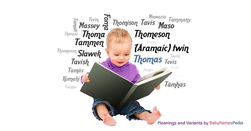 Meaning of the name Thomas