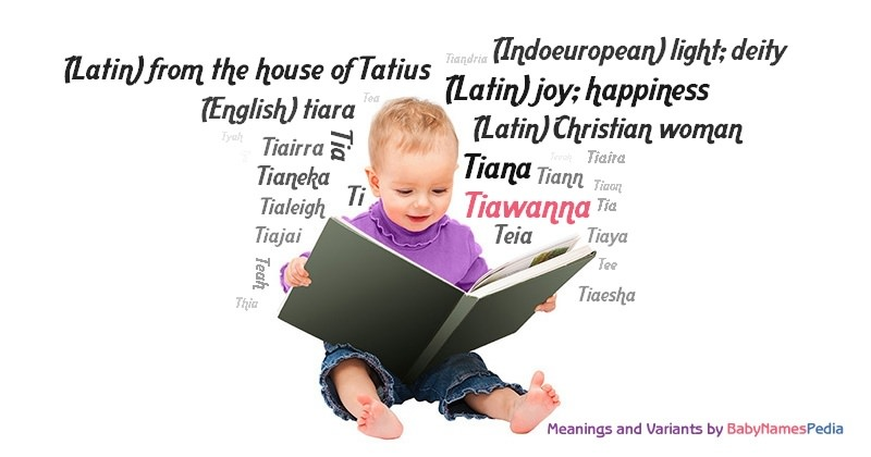 Meaning of the name Tiawanna