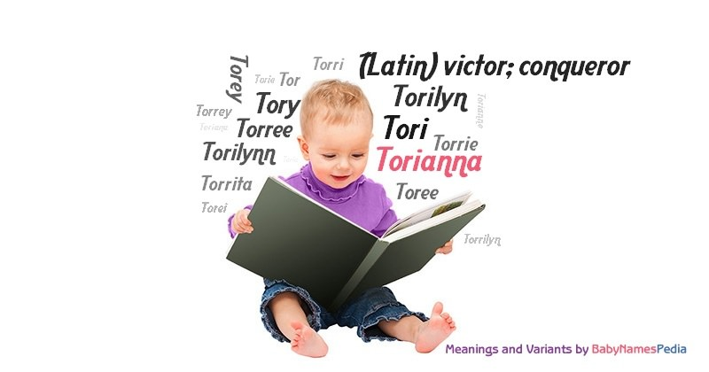 Meaning of the name Torianna