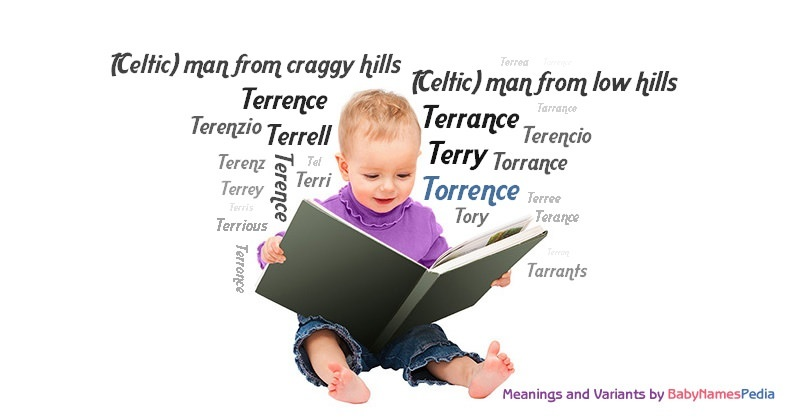 Meaning of the name Torrence