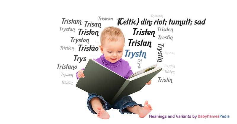 Meaning of the name Trystn