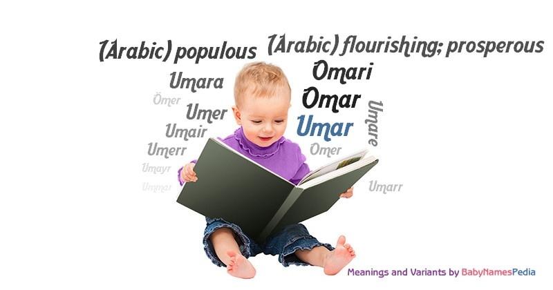 Umar - Meaning of Umar, What does Umar mean?