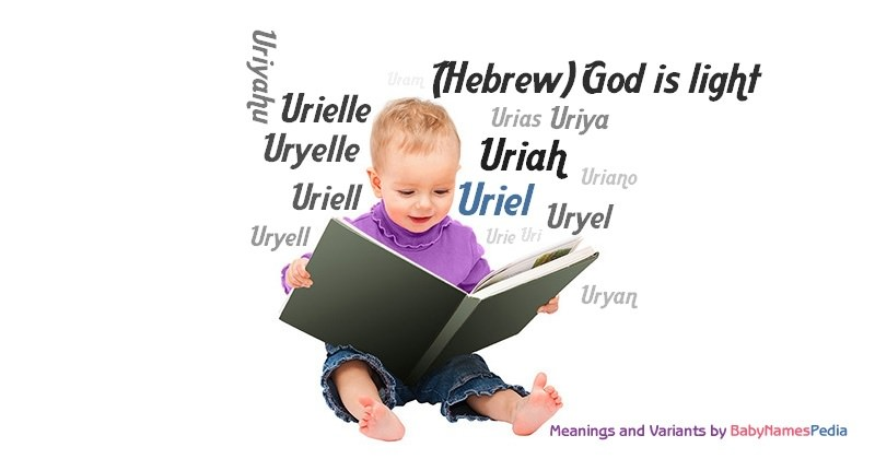 Meaning of the name Uriel