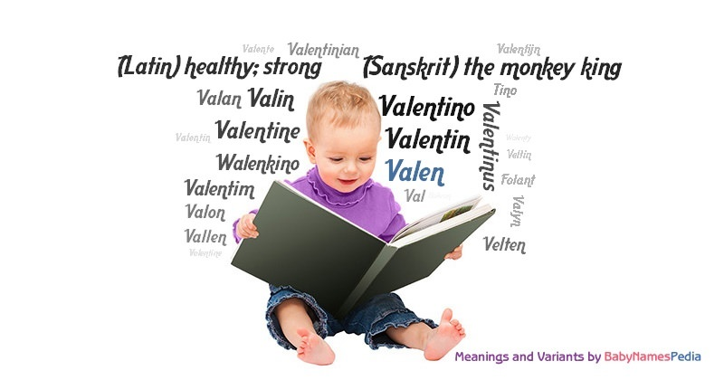 Valen - Meaning of Valen, What does Valen mean?