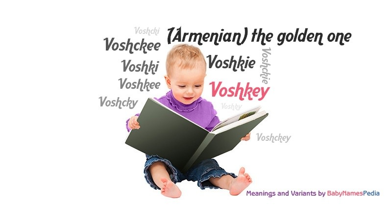 Meaning of the name Voshkey
