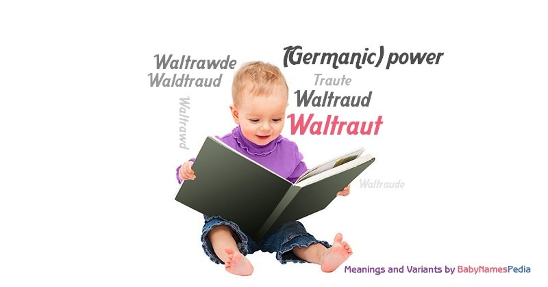 Meaning of the name Waltraut