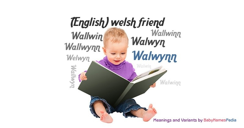 Meaning of the name Walwynn